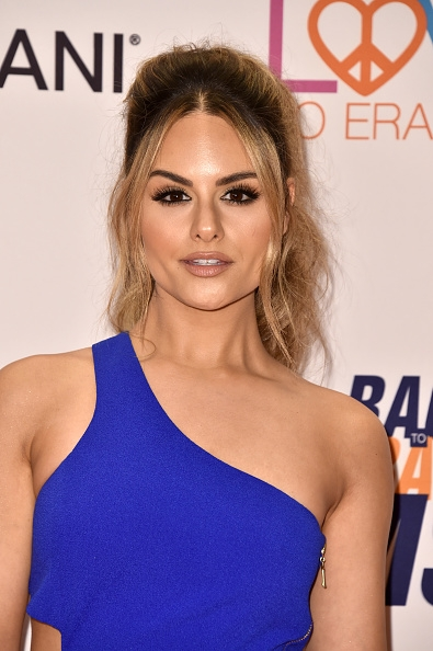 Pia Toscano Attends 24th Annual Race To Erase MS Gala #7
