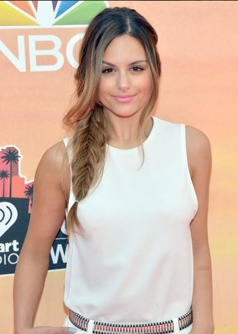 Pia Toscano on the Red Carpet at the iHeartRadio Music Awards 5.1.14 #8