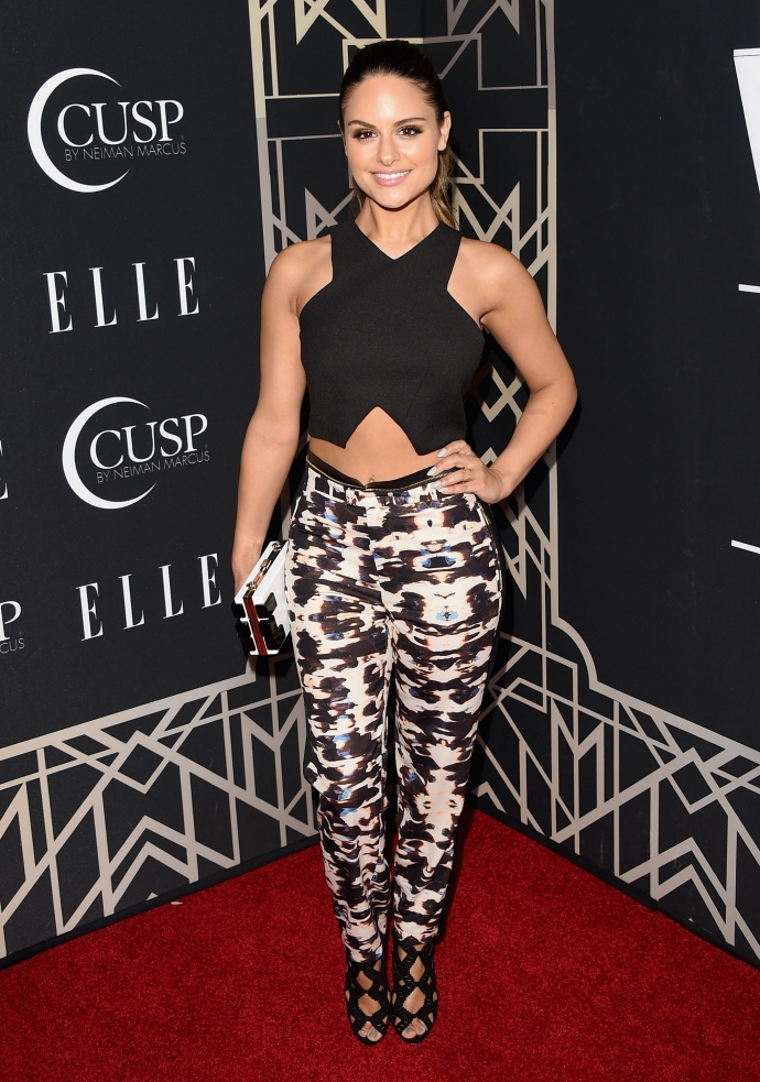 Pia Toscano at 5th Annual ELLE Women in Music Celebration #1