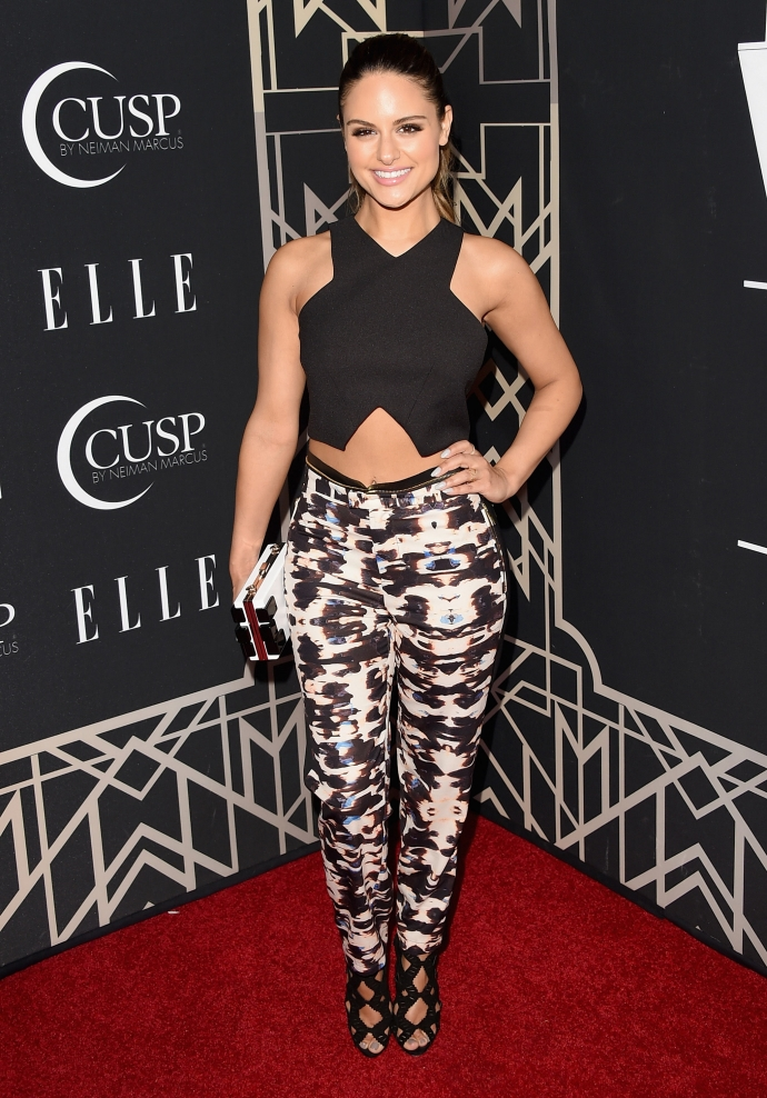 Pia Toscano at 5th Annual ELLE Women in Music Celebration #2