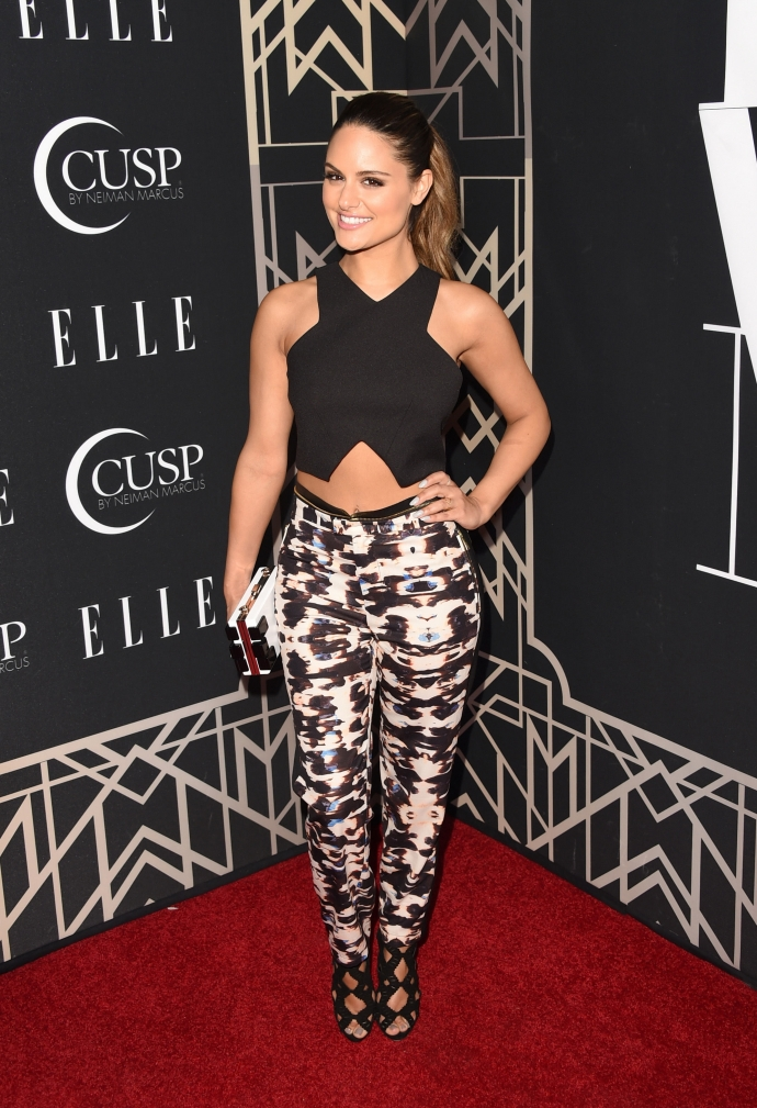 Pia Toscano at 5th Annual ELLE Women in Music Celebration #6