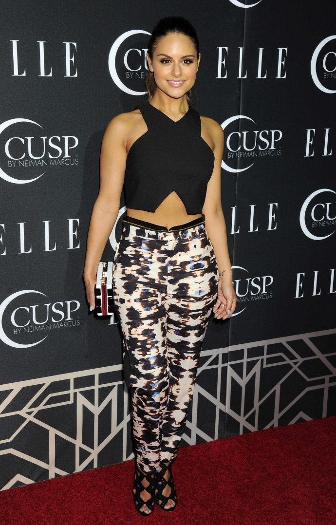 Pia Toscano at 5th Annual ELLE Women in Music Celebration #7