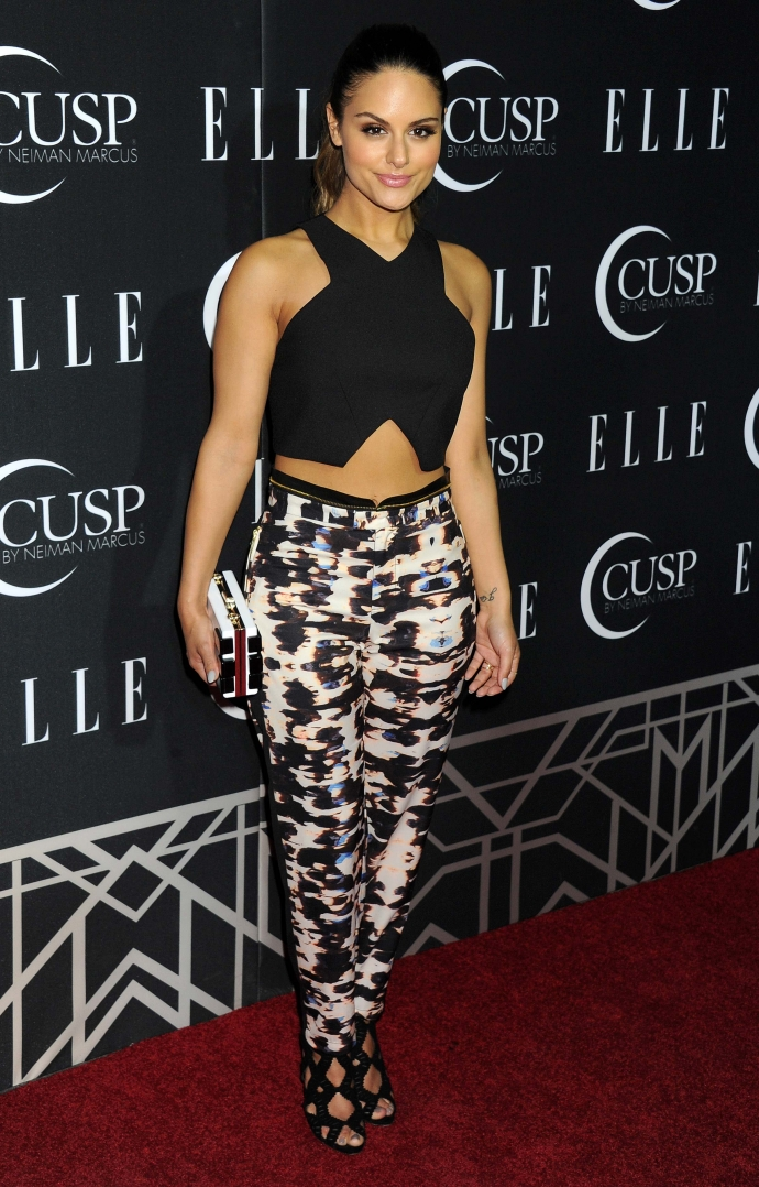 Pia Toscano at 5th Annual ELLE Women in Music Celebration #8