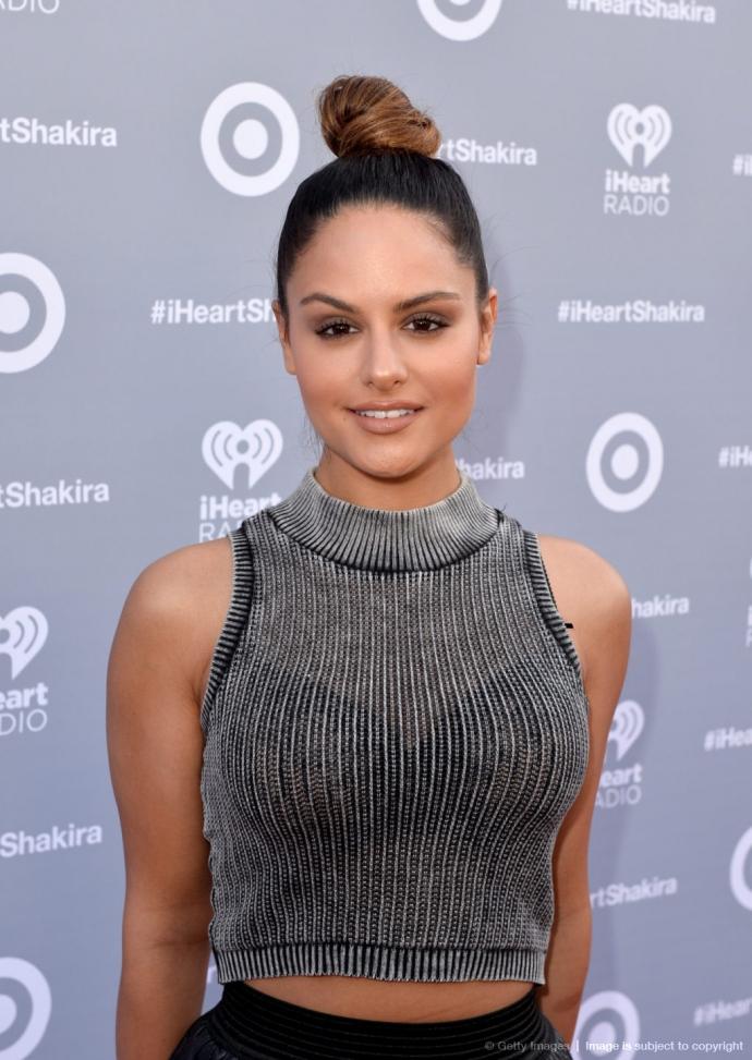 Pia Toscano At iHeartRadio Shakira Album Release Party #2