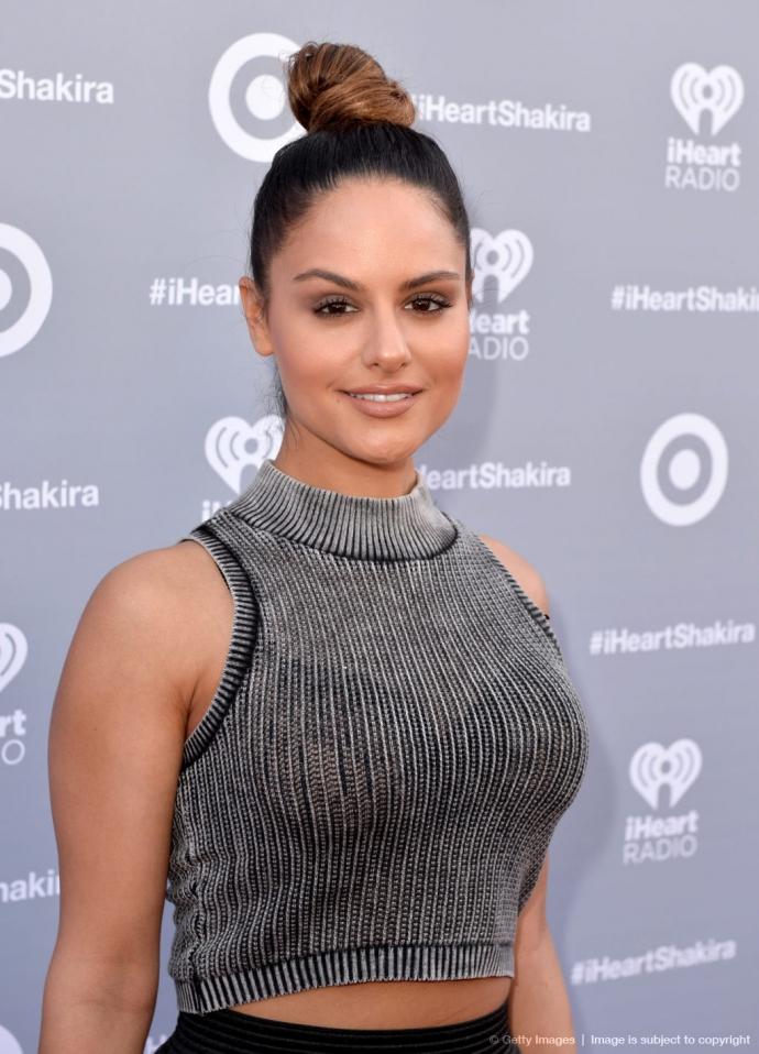 Pia Toscano At iHeartRadio Shakira Album Release Party #3