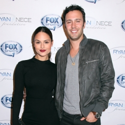 Pia Toscano and Jared Lee Attend the Power Of Giving Holiday Event - 12/8/14