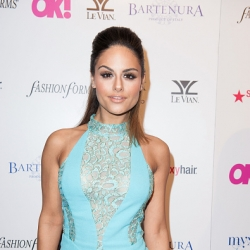 Pia Toscano Attends OK! Magazine Pre-Oscar Party - 2/19/15 #1
