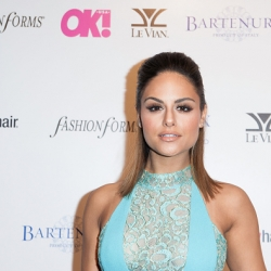 Pia Toscano Attends OK! Magazine Pre-Oscar Party - 2/19/15 #5