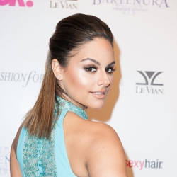 Pia Toscano Attends OK! Magazine Pre-Oscar Party - 2/19/15 #8