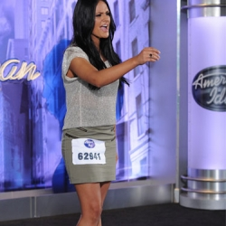 Pia Toscano audition for American Idol Season 10