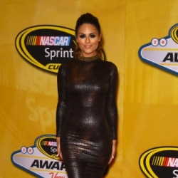 Pia Toscano at the NASCAR Sprint Cup Series Awards at the Wynn Hotel in Las Vegas #5