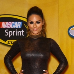 Pia Toscano at the NASCAR Sprint Cup Series Awards at the Wynn Hotel in Las Vegas #6