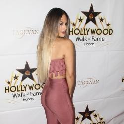 Pia Toscano at Hollywood Walk Of Fame Honors - 10/25/16 #5
