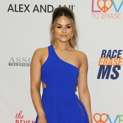 Pia Toscano Attends 24th Annual Race To Erase MS Gala
