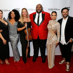 Pia Toscano At the Grammy Museum Third Annual Gala - 9/19/17 #6