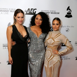 Pia Toscano At the Grammy Museum Third Annual Gala - 9/19/17 #8