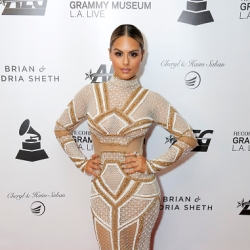 Pia Toscano At the Grammy Museum Third Annual Gala - 9/19/17 #12