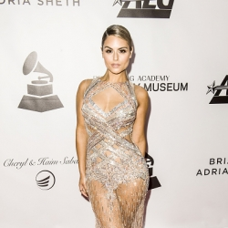 Pia Toscano At the Grammy Museum Third Annual Gala - 9/19/17 #23