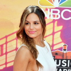 Pia Toscano on the Red Carpet at the iHeartRadio Music Awards 5.1.14 #10