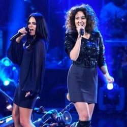 "Pia Toscano and Karen Rodriguez - ""Can't Buy Me Love"" - Las Vegas Round - American Idol Season 10"