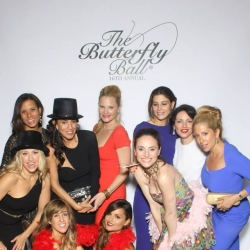 Pia Toscano and Jared Lee at the 16th Annual Butterfly Ball #1