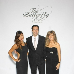Pia Toscano and Jared Lee at the 16th Annual Butterfly Ball #3