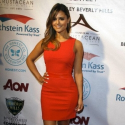 Pia Toscano at the Beverly Hills 100th Anniversary Celebration #6
