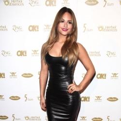 Pia Toscano at OK! Magazine's Pre-Grammy Party at LURE Nightclub #6