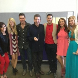 "Pia Toscano, Michael Orland and Idol Alums ""Idol Across America"""