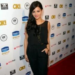 Pia Toscano at the  2013 OK! Magazine Pre-Oscar Party #5