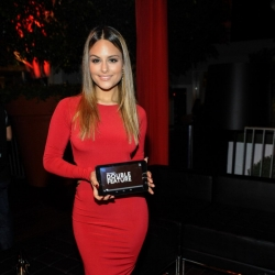 Pia Toscano at Red Light Management Grammys After-Party #2