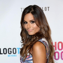 "Pia Toscano at Logo's ""Hot 100"" Party at Drai's Nightclub #2"