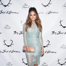 Pia Toscano Attends For Love And Lemons Annual SKIVVIES Party - 7/31/14 #2