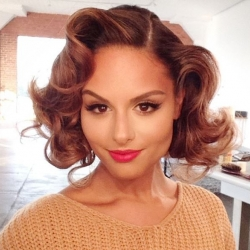 Behind the Scenes at Pia Toscano's Photo Shoot for Unleash'd Magazine