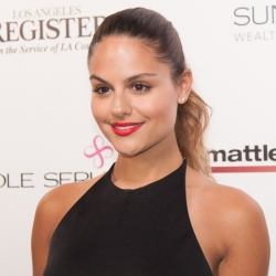 Pia Toscano Attends the Matt Leinart Foundation 8th Annual Celebrity Bowl For Charity Event 7/17/14