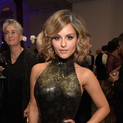 Pia Toscano Appears at The Humane Society Los Angeles Benefit Gala