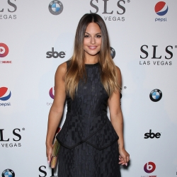 Pia Toscano - SLS Las Vegas Grand Opening Celebration in Las Vegas 08/22/14