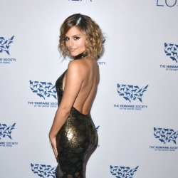 Pia Toscano Appears at The Humane Society Los Angeles Benefit Gala #6