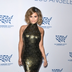 Pia Toscano Appears at The Humane Society Los Angeles Benefit Gala #7
