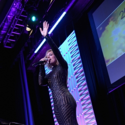 Pia Toscano Appears at The Humane Society Los Angeles Benefit Gala #15