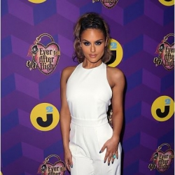 Pia Toscano Attends Just Jared's Way to Wonderland Event Presented by Ever After High 8.27.15 #2