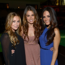Pia Toscano  with Nikki Reed and Alexa Vega at NYLON Magazine Celebrates The Annual May Young Hollywood Issue #3