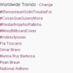 Pia Toscano Trends on Twitter After Singing The NA During the Western Conference Finals for the LA Kings! 6/4
