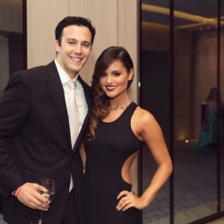 Pia Toscano and Jared Lee at the 16th Annual Butterfly Ball #6