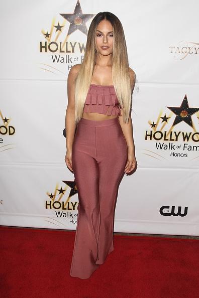 Pia Toscano at Hollywood Walk Of Fame Honors - 10/25/16 #8
