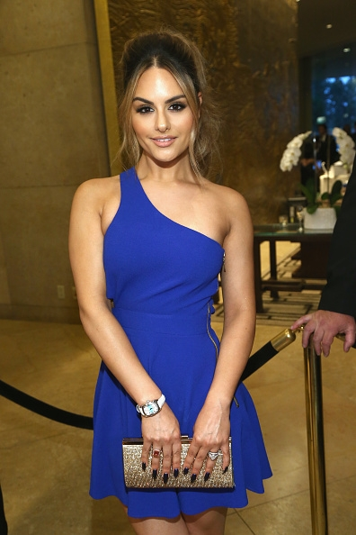 Pia Toscano Attends 24th Annual Race To Erase MS Gala #4