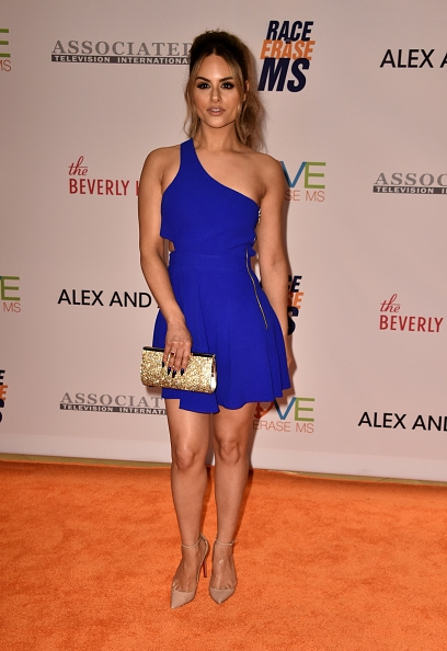 Pia Toscano Attends 24th Annual Race To Erase MS Gala #5