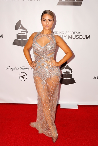 Pia Toscano At the Grammy Museum Third Annual Gala - 9/19/17 #3