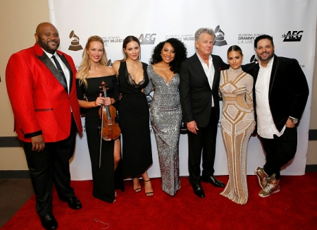 Pia Toscano At the Grammy Museum Third Annual Gala - 9/19/17 #5