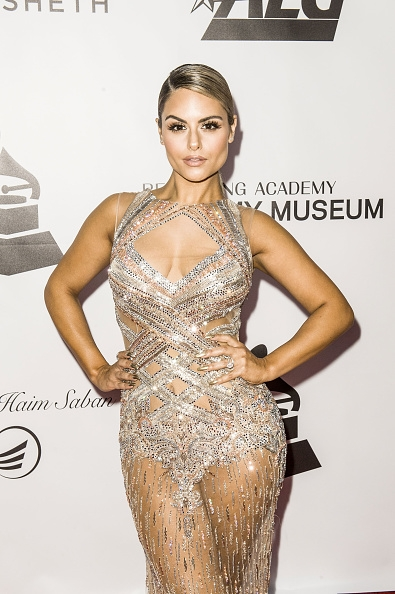Pia Toscano At the Grammy Museum Third Annual Gala - 9/19/17 #21